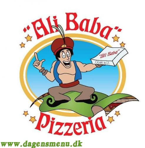 Ali Baba Pizza Helsingør -
