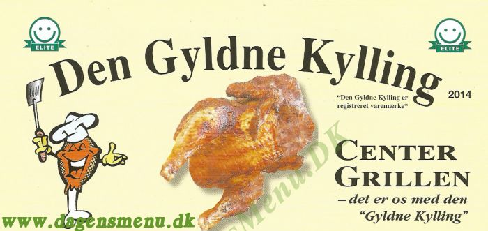 DEN GYLDNE KYLLING