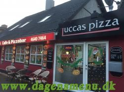 Luccas pizza