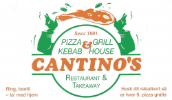 CANTINO´S PIZZA, RESTAURANT