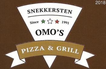 OMO´S PIZZA & GRILL Snekkersten