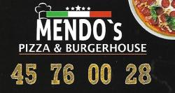 Mendos Pizza- & Burgerhouse