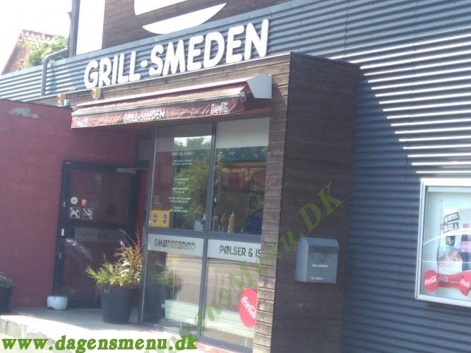 GRILL SMEDEN