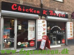 Columbia Chicken & Burger Amager