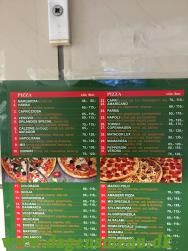 Orlandos italienske pizzabar