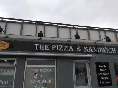 The Pizza & Sandwich