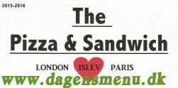 The Pizza & Sandwich