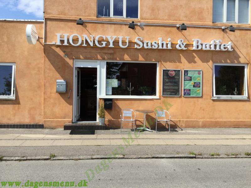 Hongyu Sushi & Buffet