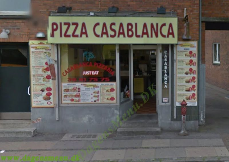Casablanca Pizza