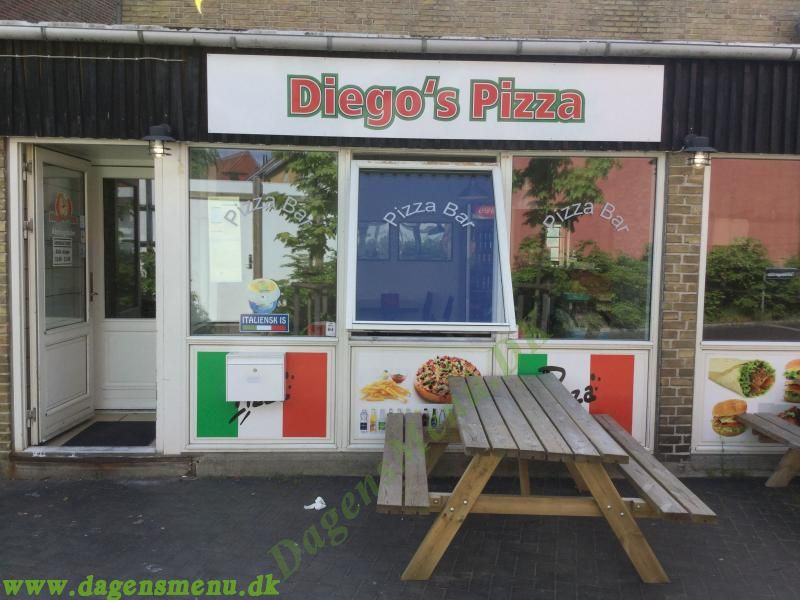 Diego's Pizza