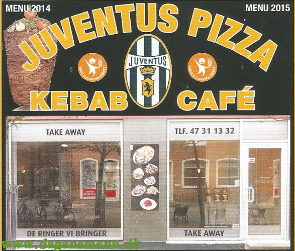 Juventus Pizza Kebab Cafe