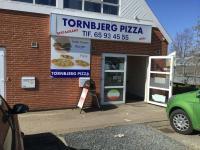 Tornbjerg Pizza, Ring og Bestil Take away i