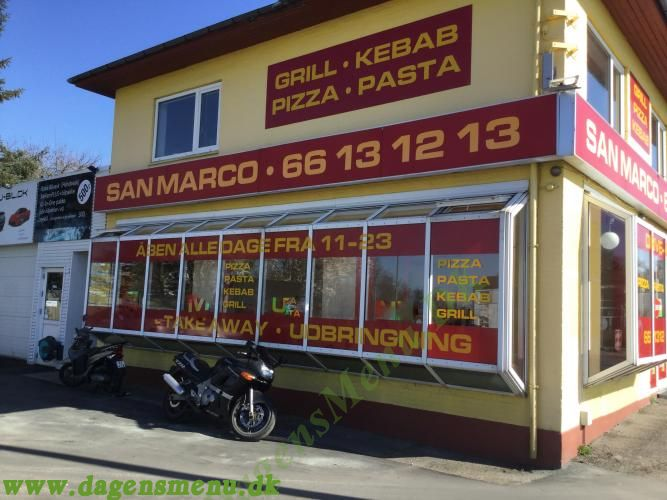 San Marco Pizza