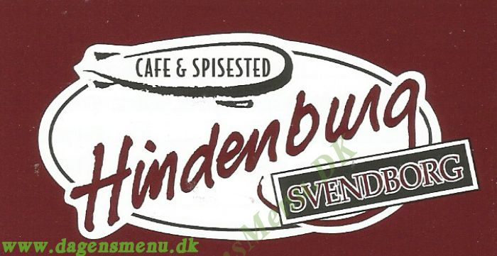 Hindenberg Cafe & Spisested