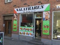 PIZZA SALAT BAREN