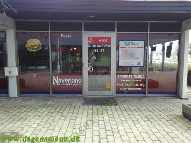 Naverland Restaurant & Pizza