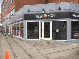 Kasai Sushi Restaurant København S