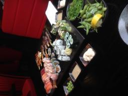 Det bedste sushi jeg