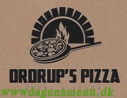 Ordrup's pizza