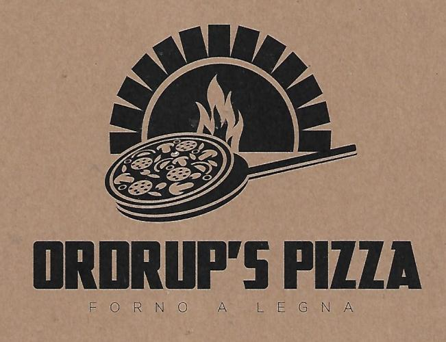 Ordrup's pizza