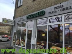 Pizzamed Pizza, Pasta, Grill