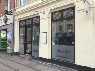 Sushi Naked Fish Amager København S