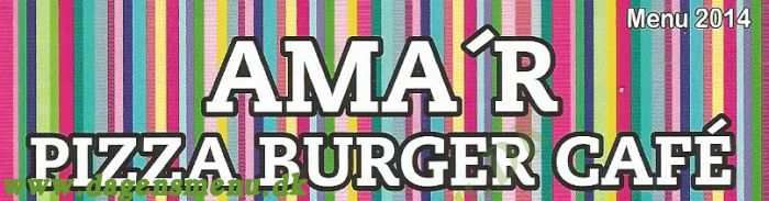 Ama´r Pizza Burger Cafe