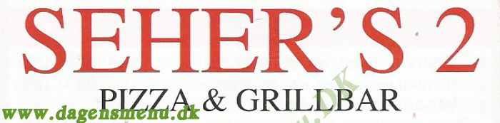 Seher´s 2 Pizza & Grillbar