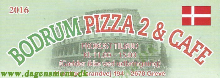 Bodrum Pizza2 & Cafe