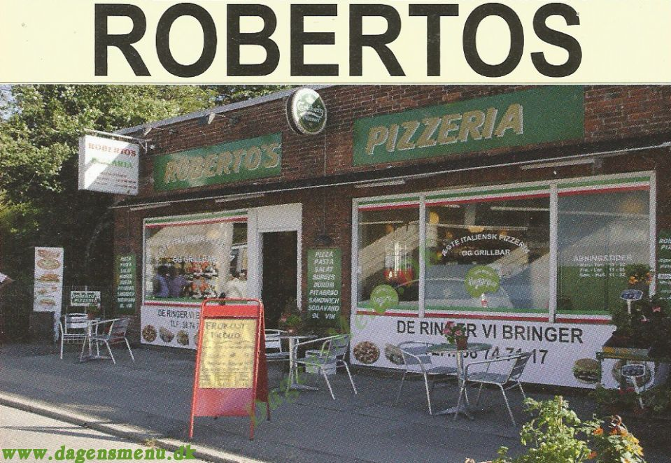 robertos pizza slotsherrensvej