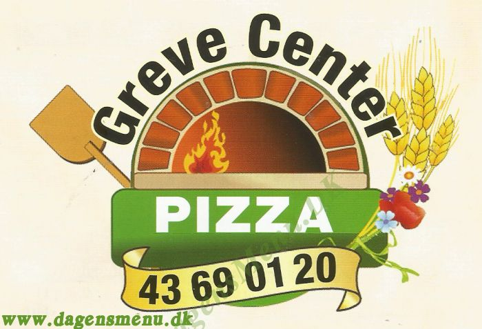 Greve Center Pizza