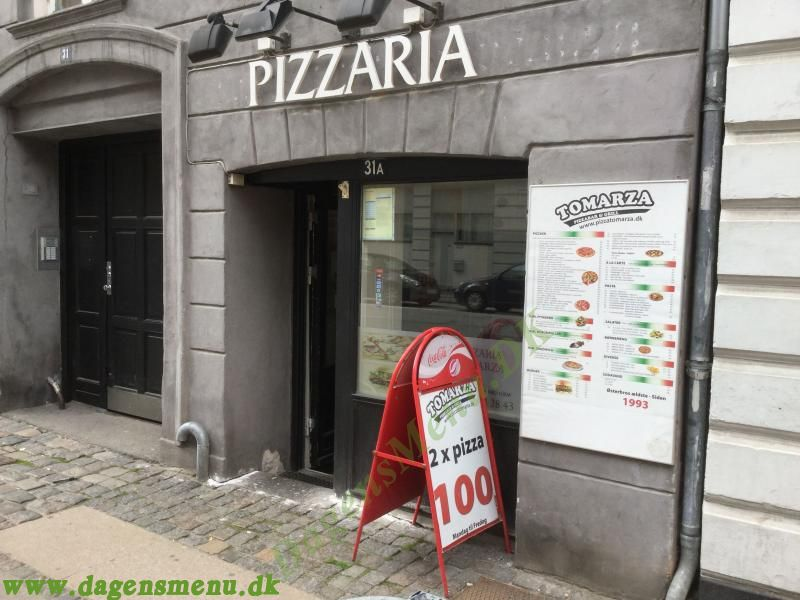 Tomarza Pizza