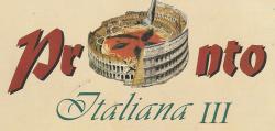 Pronto Italiana