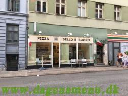 Pizza Bello E Buono
