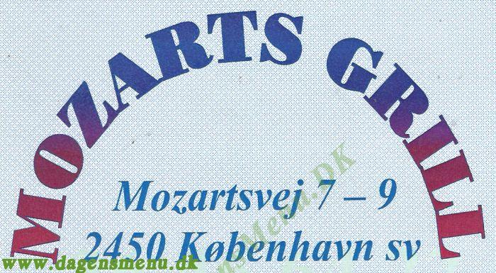 Mozarts Grill