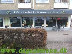 Delicasa - Indisk Pizza & Sandwichbar