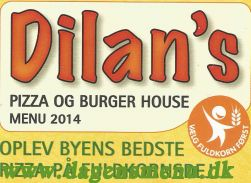 Dilan's pizza & burger house