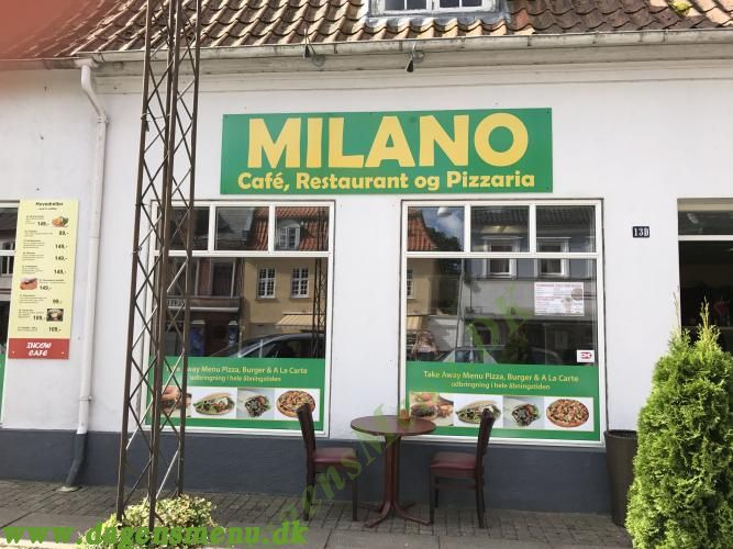 Milano Cafe & Pizzaria