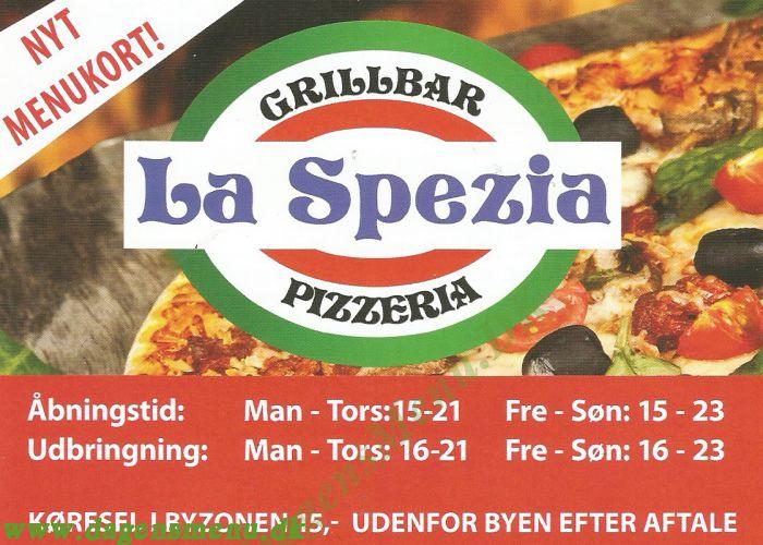 La Spezia Pizzeria