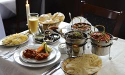 Maharaja Amager, Indisk Restauran