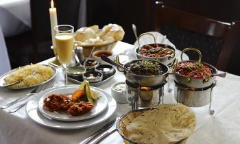 Maharaja Indisk Restaurant Amager København S