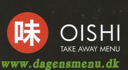 Oishi sushi Take away