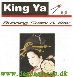 Restaurant King Ya Sushi & Wok