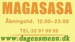 Amager Magasasa Street Kitchen