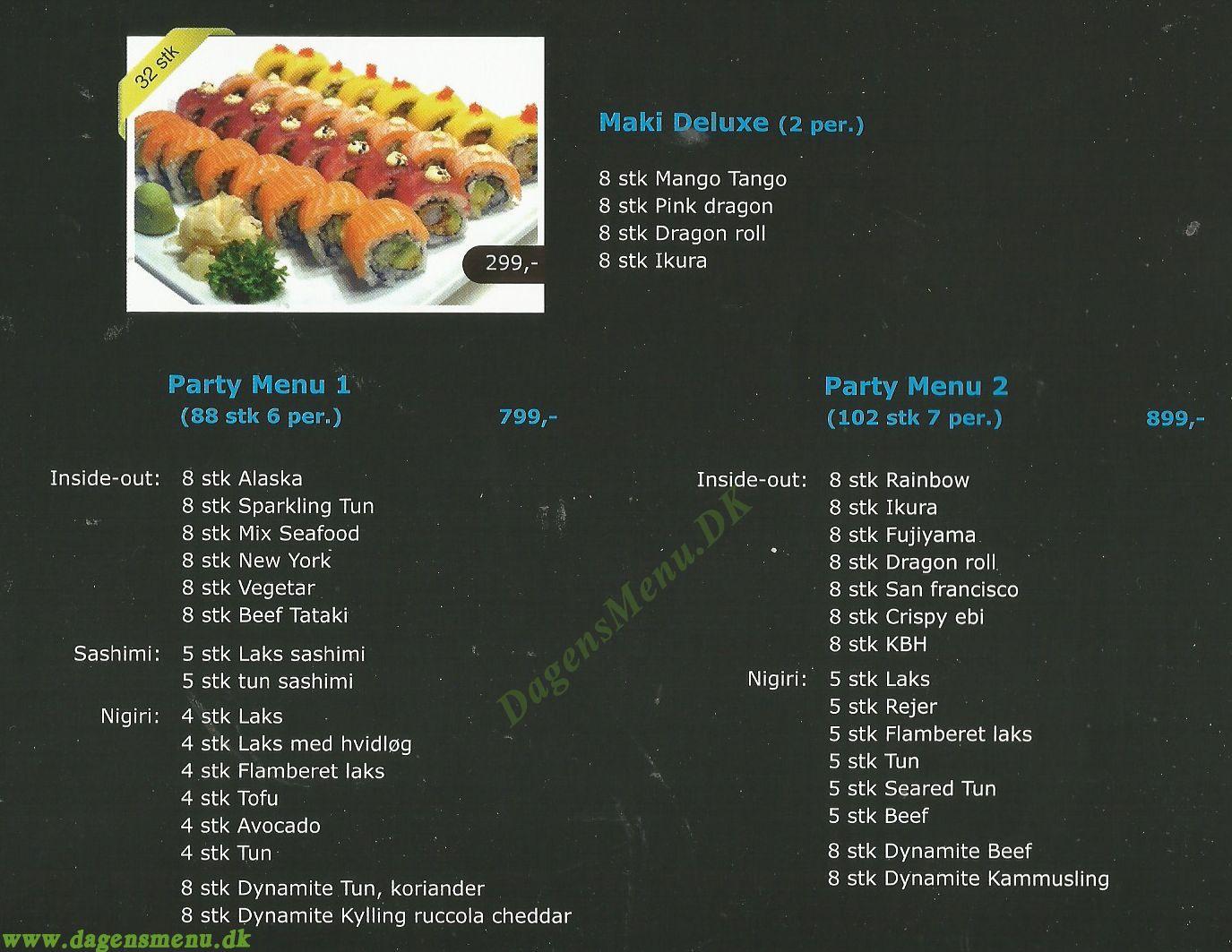sushi køge nørregade
