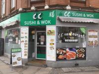 CC Restaurant, Sushi & Wok