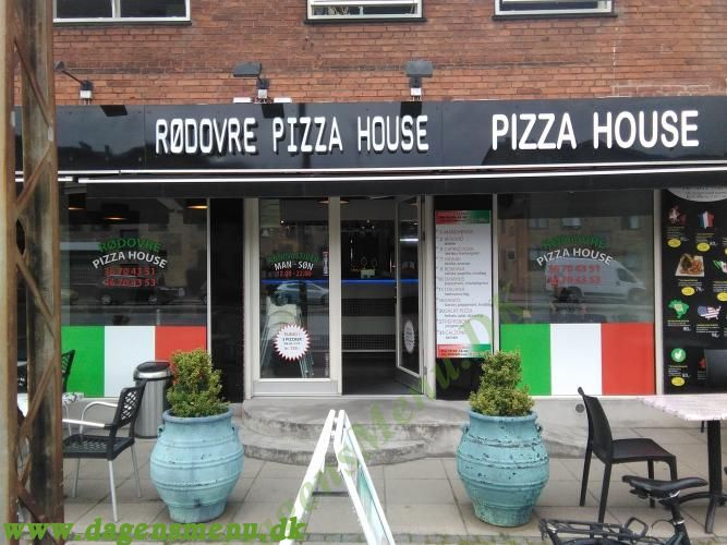 Rødovre Pizza House
