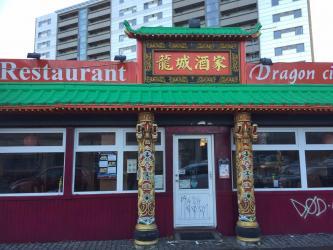 Dragon City Kinesisk København N