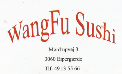 Restaurant Wang Fu Sushi Take Away