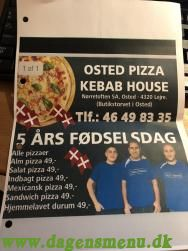Osted Pizza Kebab House